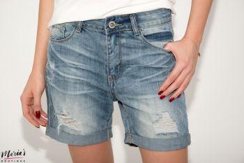 Jeanși scurți