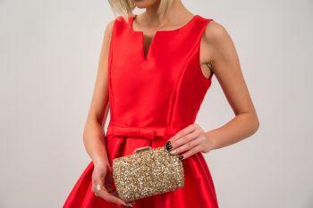 Rochie de seară roșie